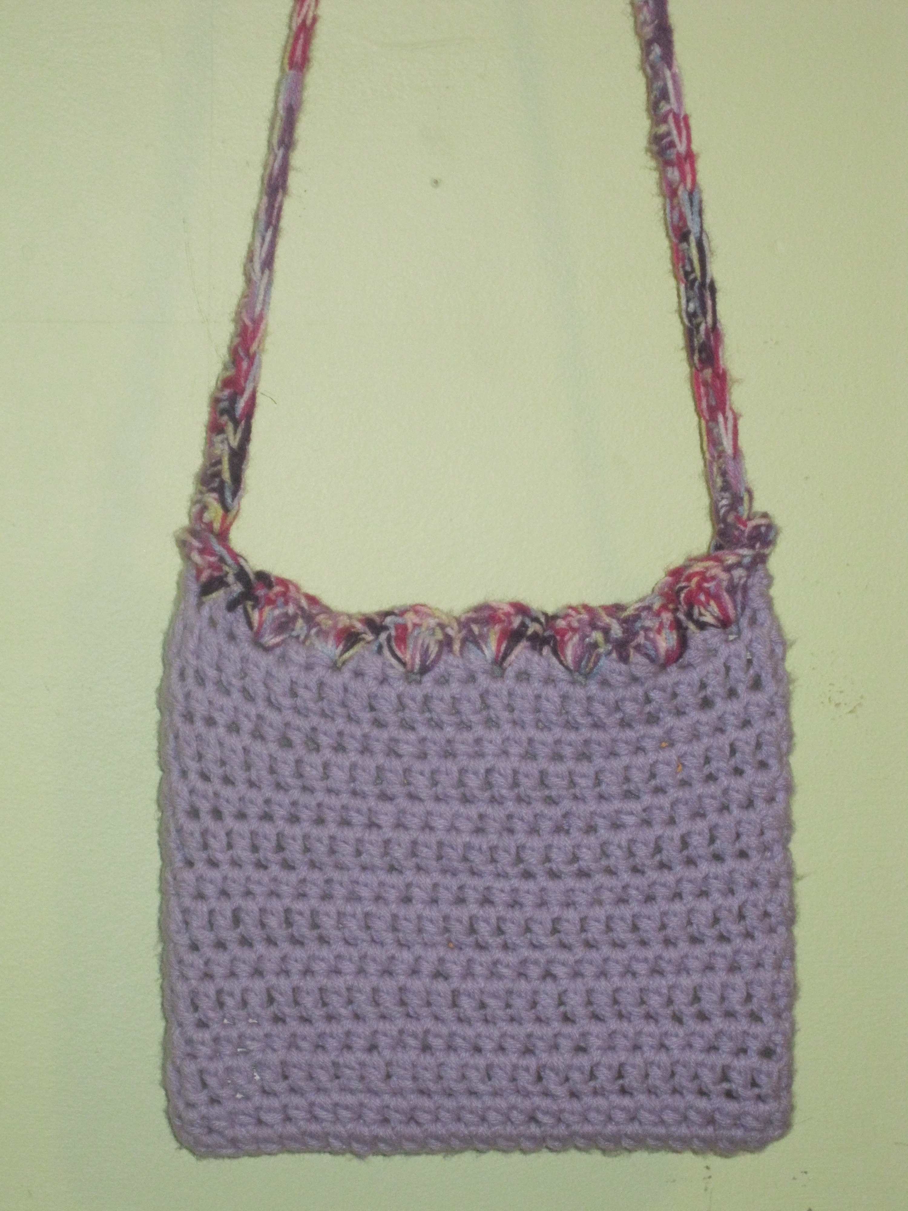 Crochet Easter Bag Pattern : Everyday Bag The Craft Attic